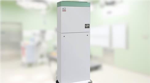 病院用空気清浄機 ACE-5000(簡易陰圧装置)